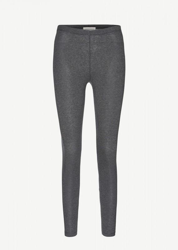 Leggings grau, aus weicher Bio-Baumwolle