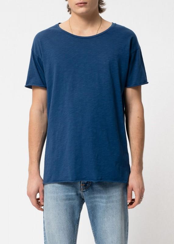 Nudie Jeans Roger Slub blue