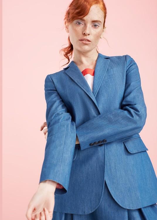 Annette Rufeger, Jeansblazer