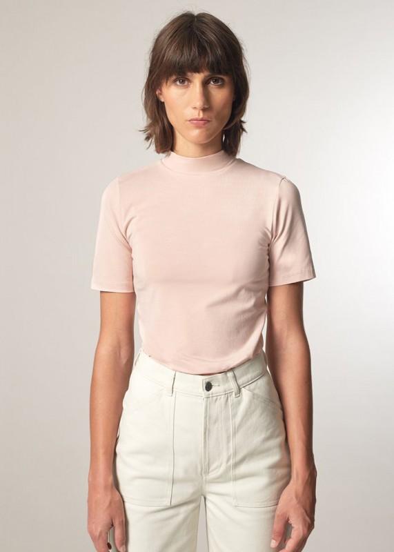 Funktionschnitt, Shirt Dive cameo rose