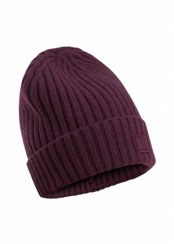 Mütze LEAF, organic wool beanie, codovan