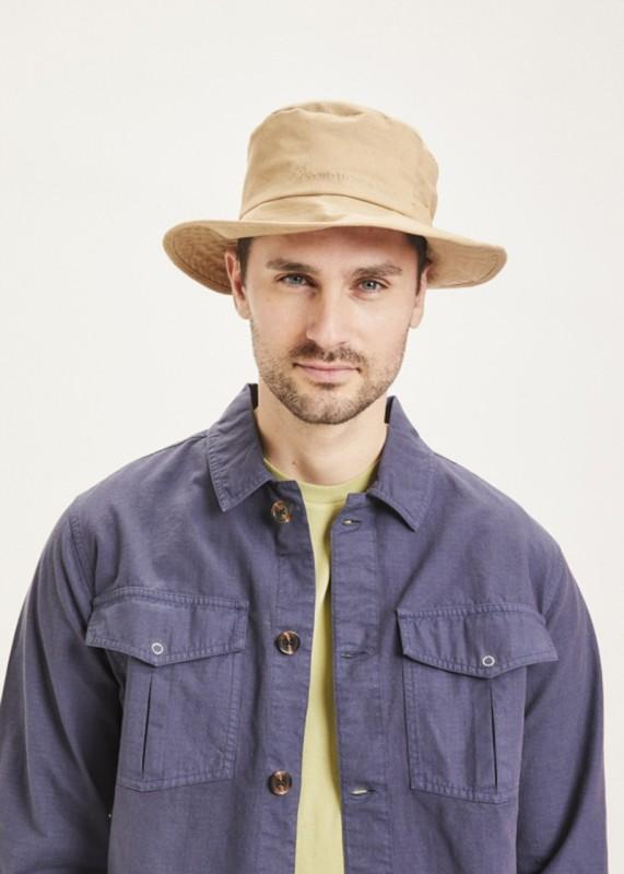 Knowledge Cotton Apparel - Safari bucket rib stop hat - GOTS/Vegan