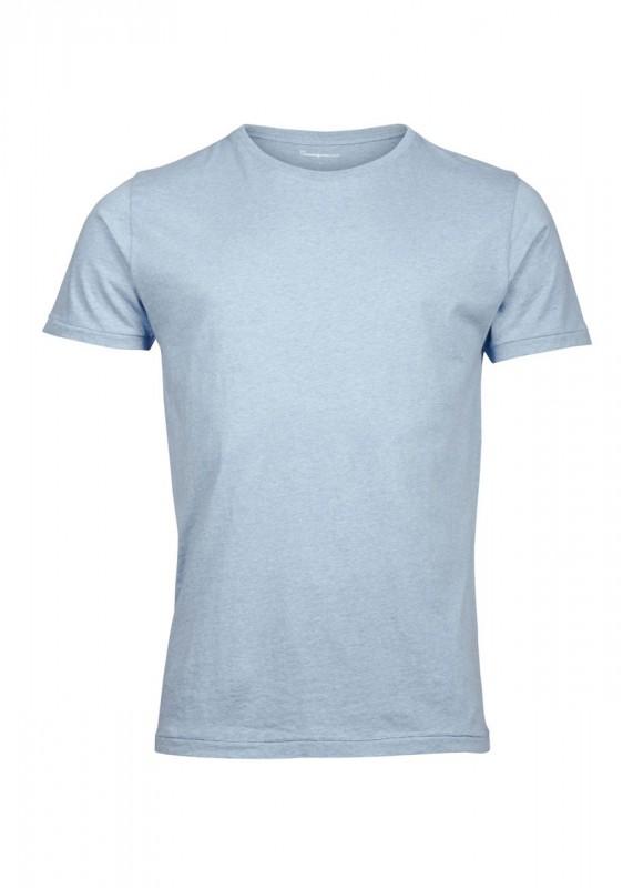 Knowledge Cotton Apparel Basic T-Shirt
