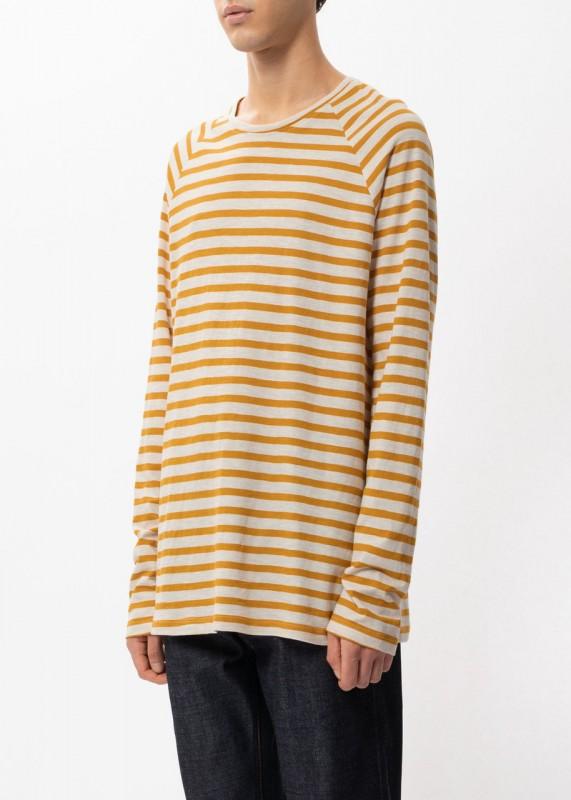 Otto Breton Stripe Yellow