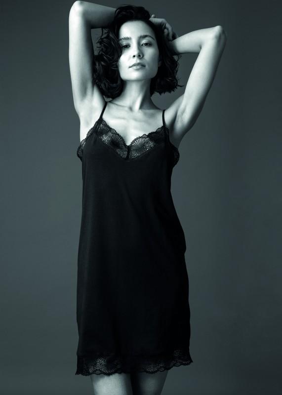 Lovjoi Kleid Meliot schwarz