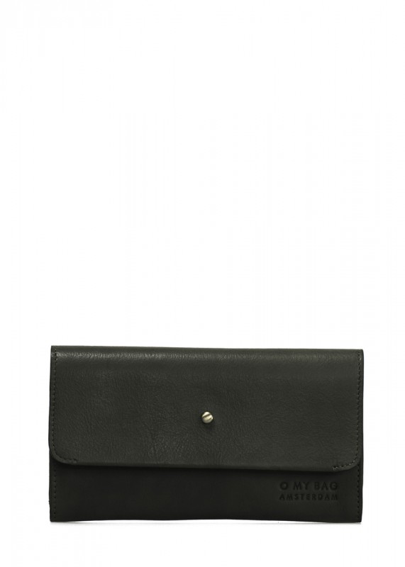O My Bag Pixies Pouch Eco midnight black