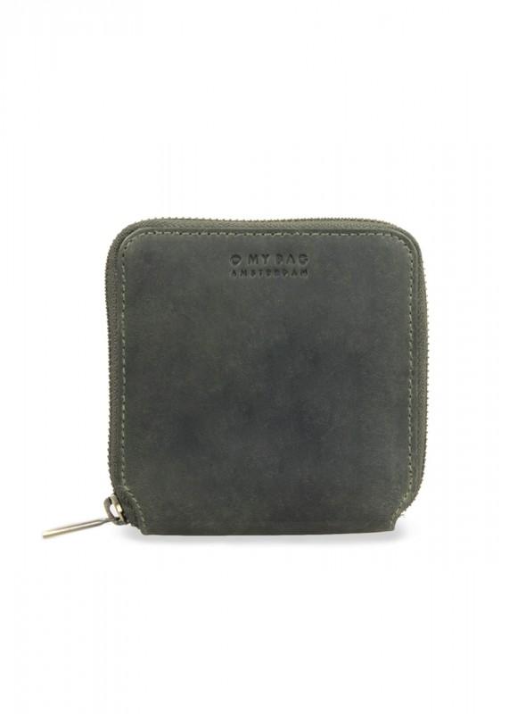 O My Bag Sonny Square eco hunter green