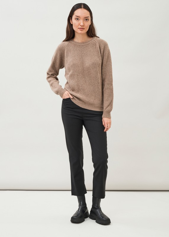 AIME - Wool Slack Trousers