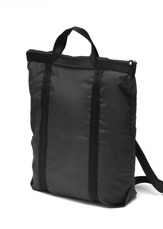 Qwstion schwarz Rucksack Travel Pack wasserabweisend