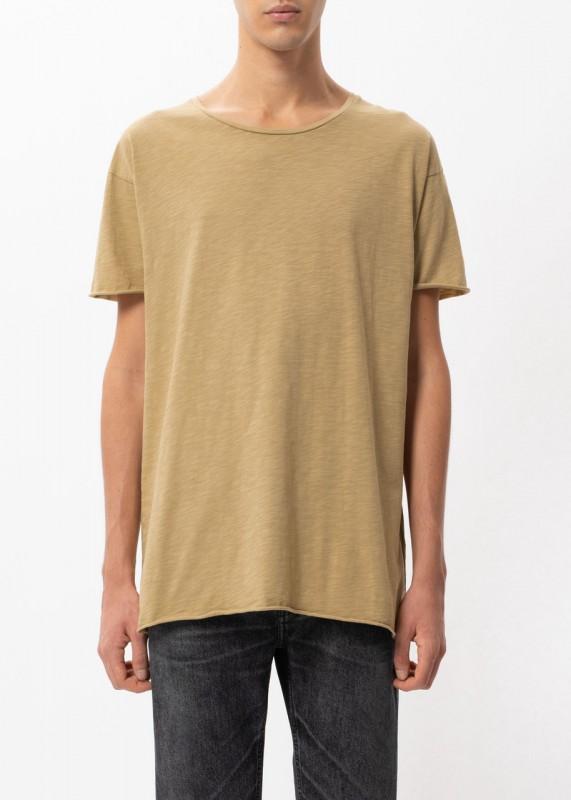 Shirt aus Biobaumwolle, oat