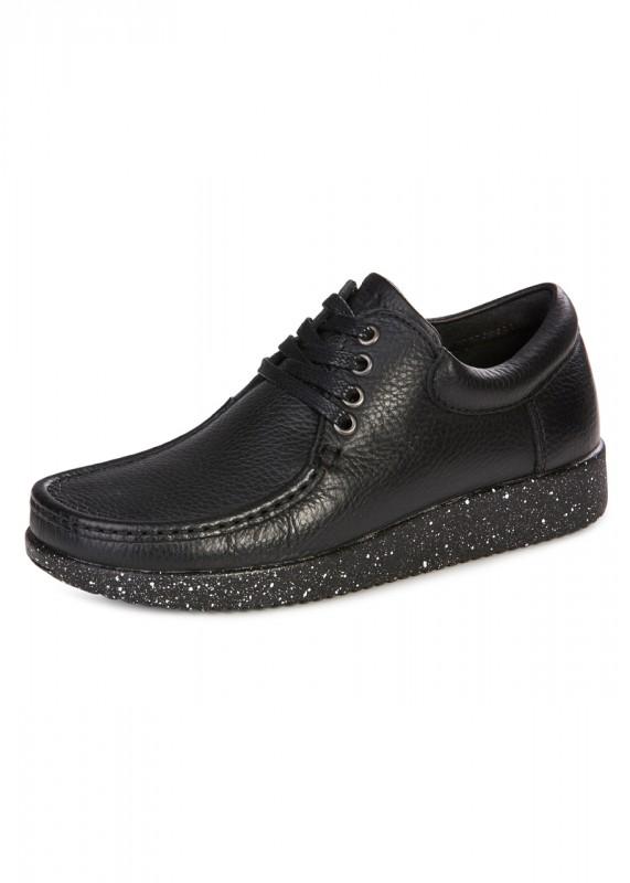 Nature Schuhe Arne schwarz
