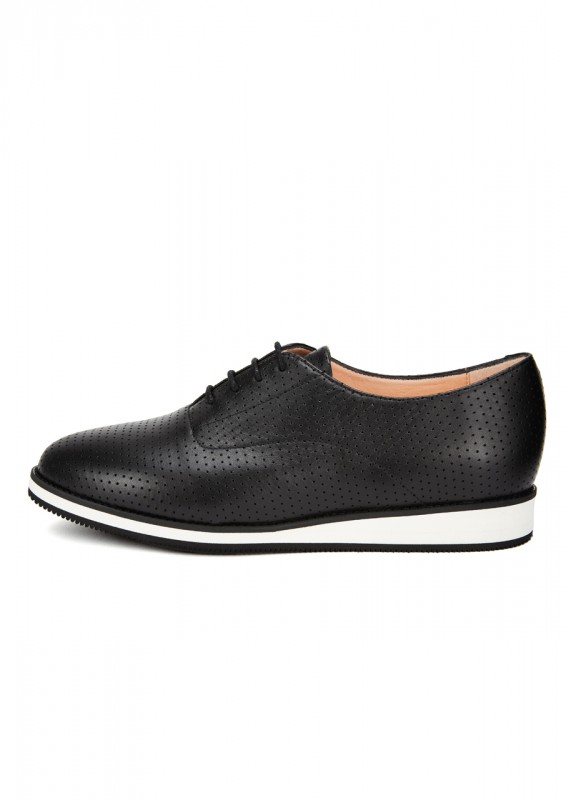 Nine To Five Sneaker bella black