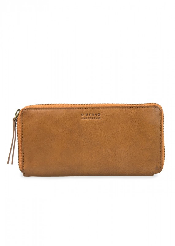 O My Bag Sonny Wallet eco stromboli camel