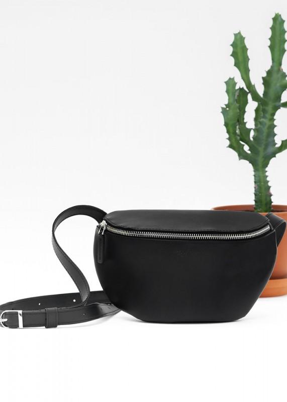 Hip Bag CAN CACTUS schwarz