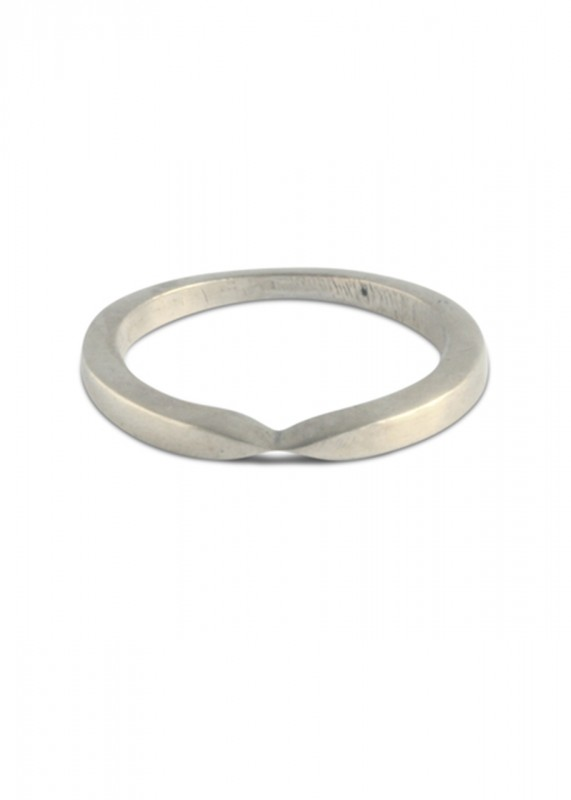 Ting Dent Ring silber