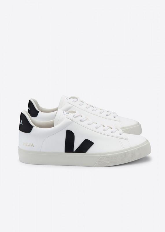 Veja Sneaker Campo white black