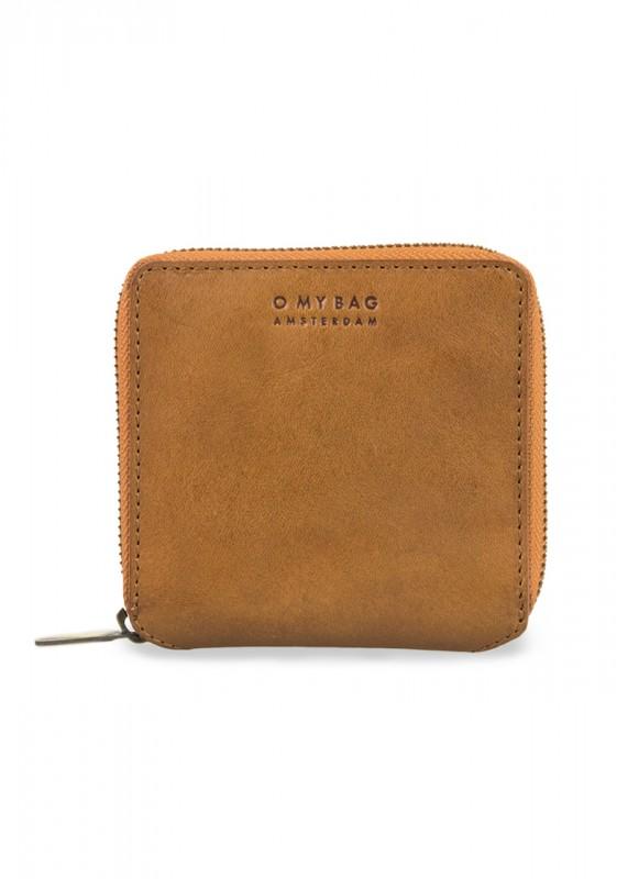 O My Bag Sonny Square Wallet eco camel
