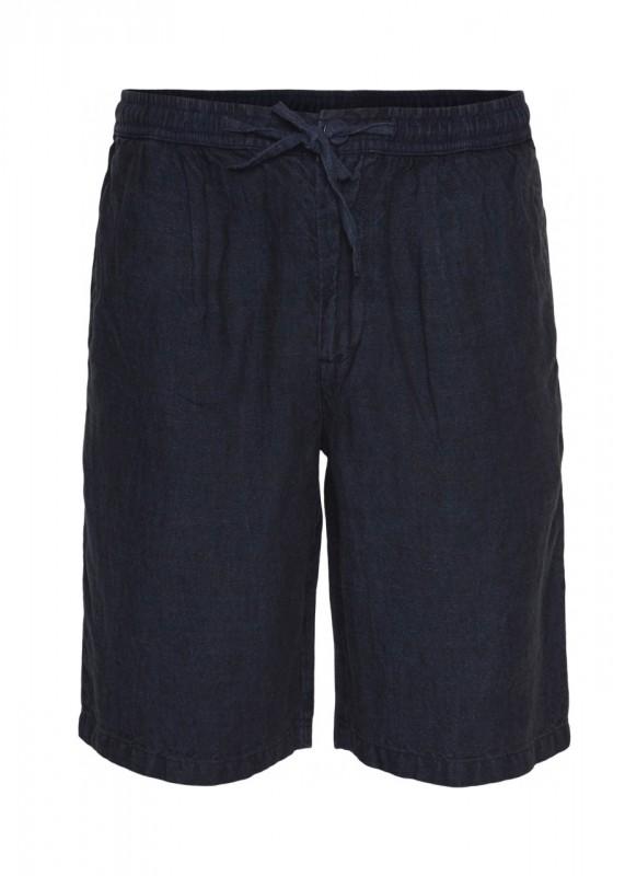 Birch loose Linen Shorts - vegan