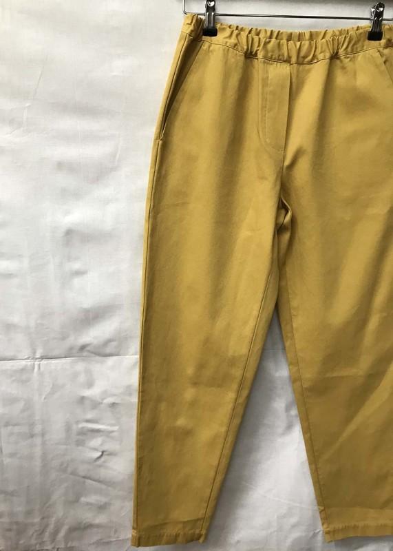 Cus - Liebe Hose aus Biobaumwolle, gelb