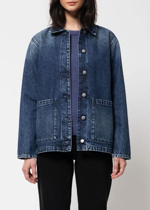 Nudie Nina Worker Jacket Denim