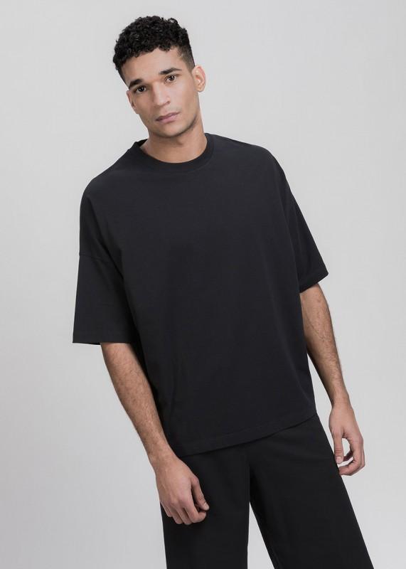 FunktionSchnitt Shirt Unisex Play schwarz