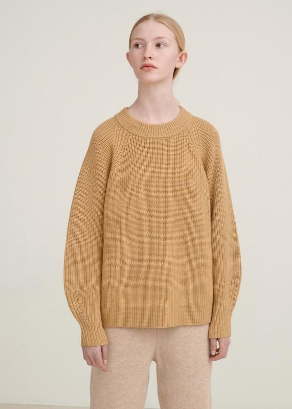 Chunky Sweater, honey