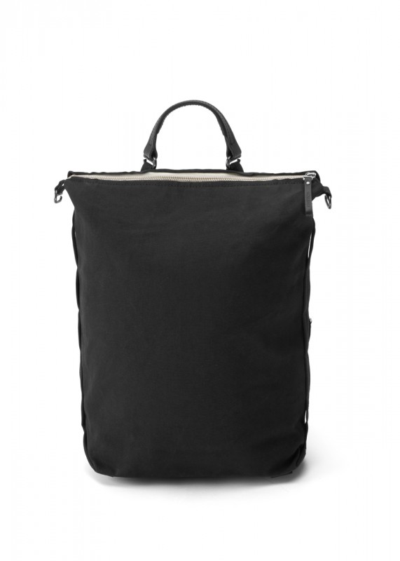 Qwstion Zip Pack black
