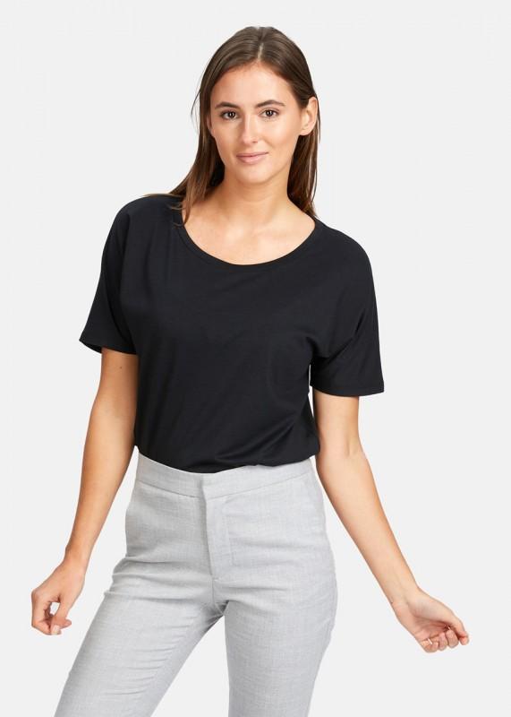 FunktionSchnitt Shirt Batty schwarz