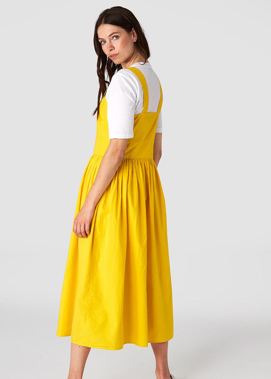 Baumwoll HanfLemon Xena Baumwoll Sommerkleid HanfLemon Xena Aus Aus Sommerkleid 29eEYIDHW