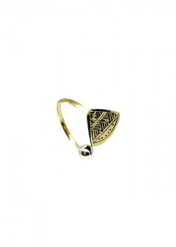 Ombre Claire Ring Bain de Soleil silber bronze