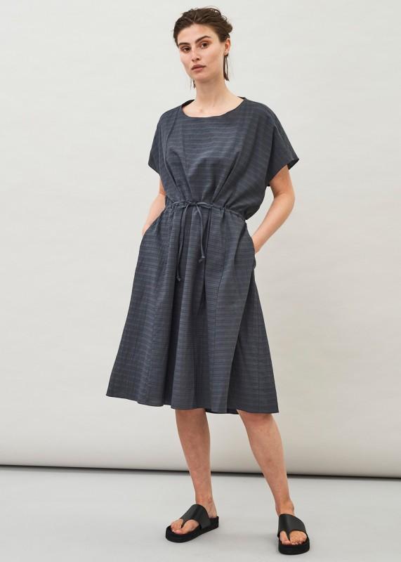 Maska - MALIA - Organic cotton drawstring dress