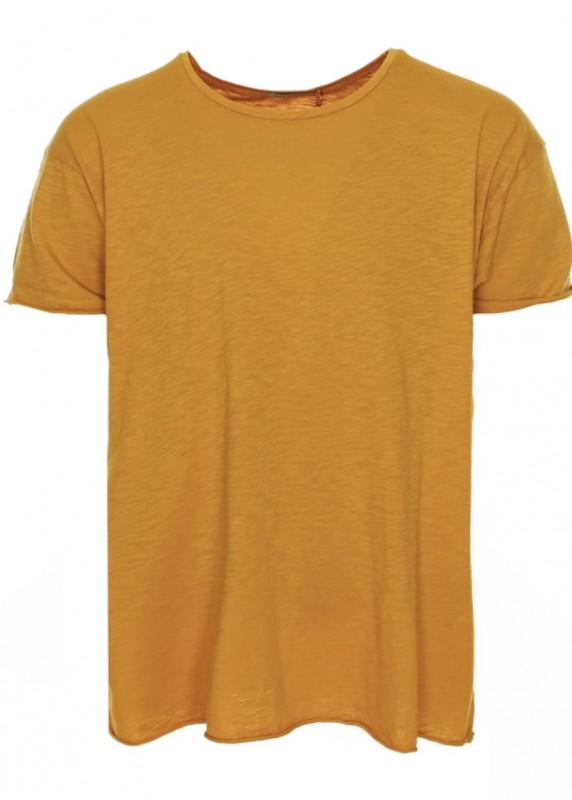 Shirt aus Biobaumwolle, yellow