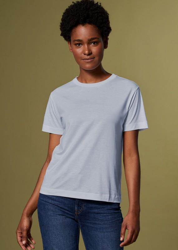TONE T-SHIRT AUS TENCEL™ bright white