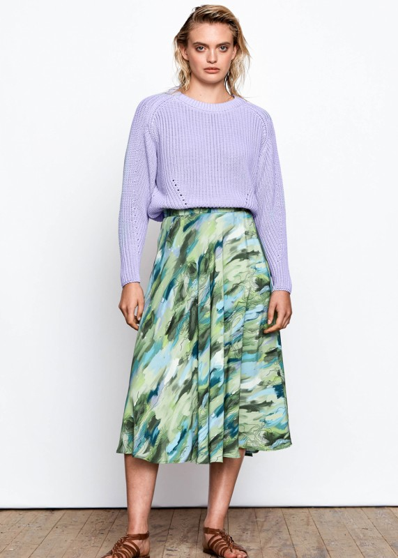 Onora Wide Skirt