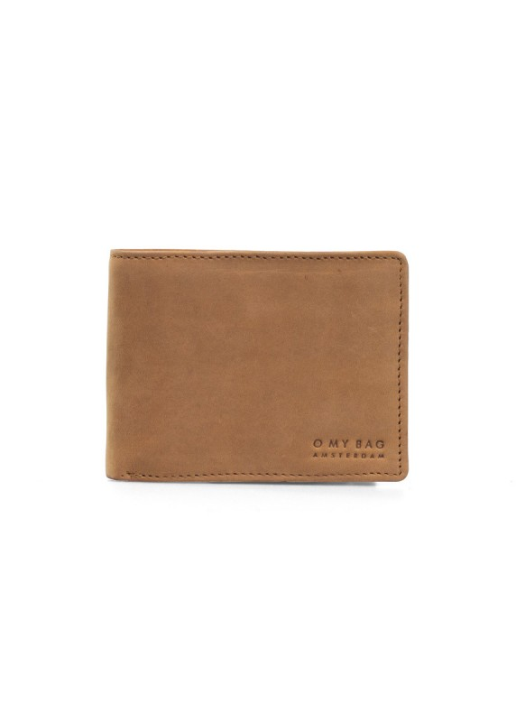 O My Bag Tobi`s Wallet eco camel
