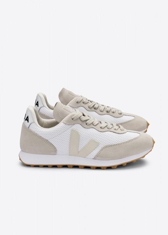 Veja RIO BRANCO Alveomesh Sneaker, White Pierre Natural